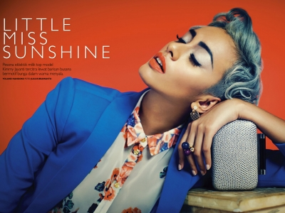 Grazia Indonesia Fashion Editorial October 2012